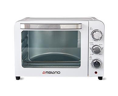 Ambiano Countertop Convection Oven White
