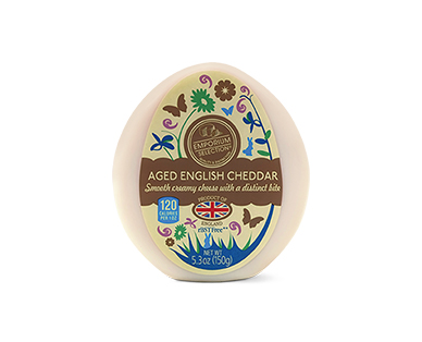 Emporium Selection Easter Truckle Aged English Cheddar