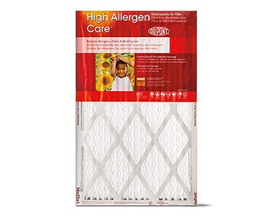 DuPont Allergen Air Filter View 2