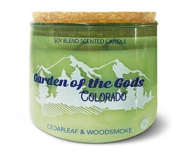 Huntington Home Travel Candle Gardens of the Gods Colorado