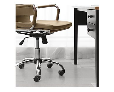 Huntington Home 3' X 4' Office Chair Mat In Use View 1
