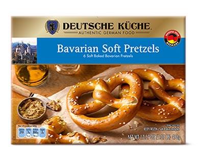 Deutsche Küche Bavarian SoftPretzels