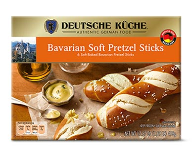 Deutsche Küche BavarianSoft Pretzel Sticks