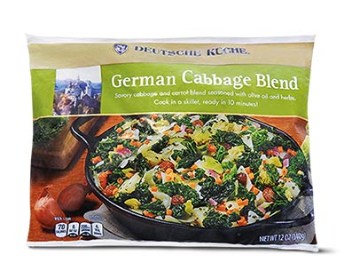 Deutsche Küche Cabbage Blend