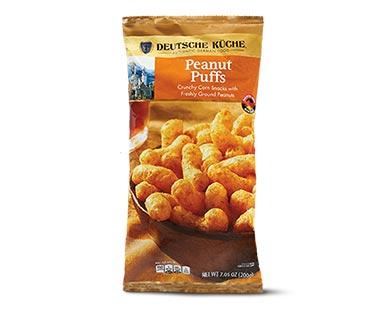 Deutsche Küche Peanut Puffs