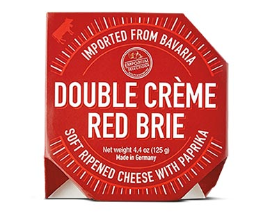 Emporium Selection Double Creme Bavarian Red Brie