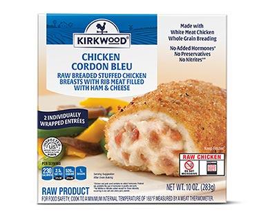 Kirkwood Stuffed Chicken Cordon Bleu