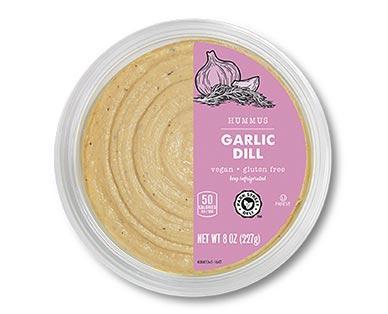 Park Street Deli Garlic Dill Hummus