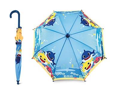 Children's Character Umbrella Baby Shark View 2