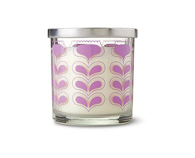 Huntington Home Natural Geometrics Candle Collection Juicy Berry
