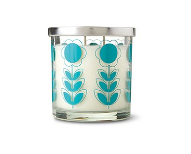 Huntington Home Natural Geometrics Candle Collection Sea Spray