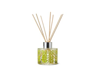 Huntington Home Natural Geometrics Reed Diffuser Collection Melon Spritzer