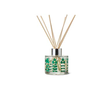 Huntington Home Natural Geometrics Reed Diffuser Collection Morning Dew