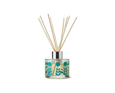 Huntington Home Natural Geometrics Reed Diffuser Collection Sea Spray