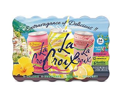 La Croix LemonCello Variety Pack