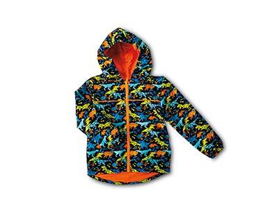Lily & Dan Children's Spring Jacket Dino