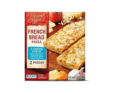 Mama Cozzi'sPizza Kitchen Five-Cheese & Garlic French Bread Pizza