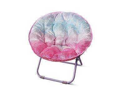 SOHL Furniture Kids' Saucer Chair Mermaid