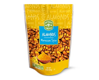 Southern Grove Moroccan Spiced Almonds