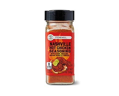 Stonemill Seasoning Assorted Varieties Nashville Hot Chicken
