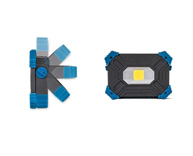 WORKZONE Rechargeable LED Work Light View 2