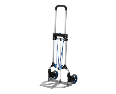 WORKZONE Foldable Hand Truck View 1