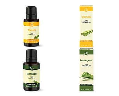 Huntington Home Essential Oil Citronella and Lemongrass