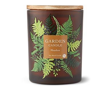 Huntington Home Garden Candle Meadow