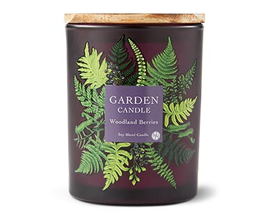 Huntington Home Garden Candle Woodland Berries