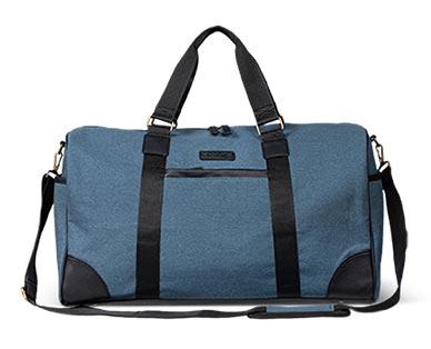 Skylite Weekender Duffle Bag Solid Blue Orion