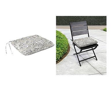 Belavi Seat Pad Adair Gray In Use