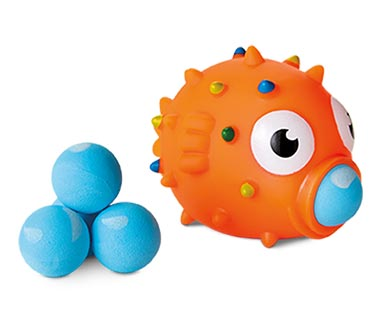Bee Happy Boomerz Blowfish