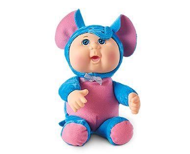 Cabbage Patch Kids Exotic Friends Everly Elephant