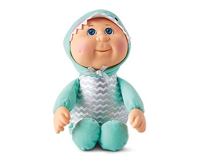 Cabbage Patch Kids Exotic Friends Finley Shark