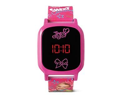 Children's LED Watch JoJo Siwa