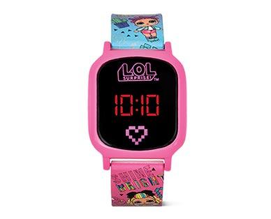 Children's LED Watch L.O.L. Surprise!