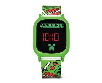 Children's LED Watch Minecraft