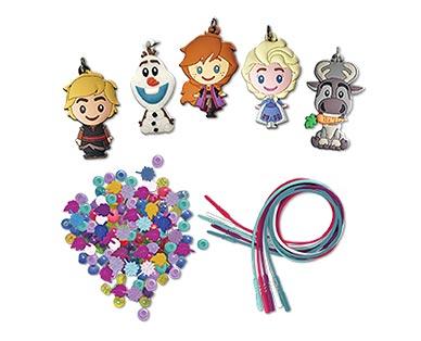 Disney or Universal Necklace Activity Set Frozen 2