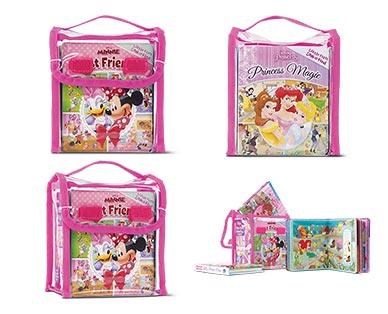 Phoenix International Look and FindTravel Books Disney Princess