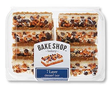 Bake Shop 7-Layer Bars
