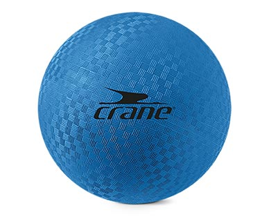 Crane Playground Ball Blue