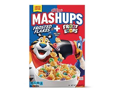 Kellogg's Mashup Cereal