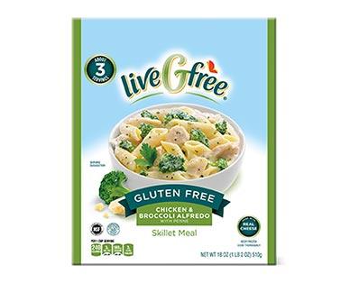liveGfree Chicken Alfredo Skillet Meal