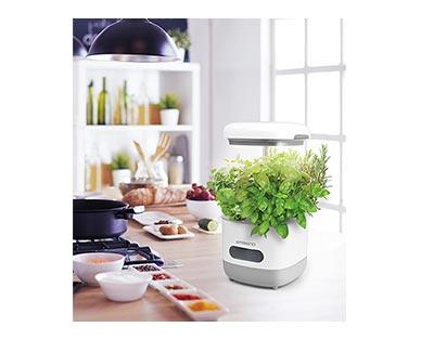 Ambiano Smart Indoor Garden In Use View 1