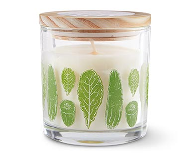 Huntington Home Farmstand Candle Collection Cucumber & Kale