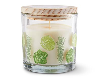 Huntington Home Farmstand Candle Collection Lemon Thyme & Lettuce