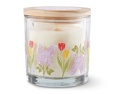 Huntington Home Farmstand Candle Collection Tulip & Lilac