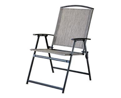 Belavi Sling Folding Chair