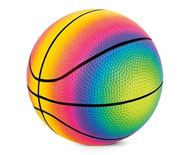 Hedstrom Rainbow Sports Balls Basketball