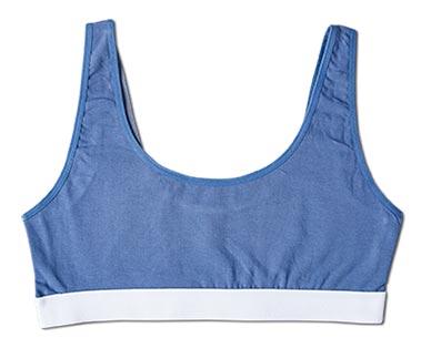 Serra Ladies' Bralette Blue
